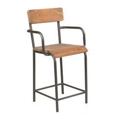 $186 Assunta 24-inch Counter Stool - Overstock Shopping - Great Deals on Kosas Collections Bar Stools
