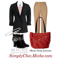 """""""Miche Demi Jessenia"""" by miche-kat on Polyvore Miche Demi Jessenia $39.95 http://www.simplychicforyou.com/"""