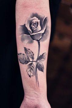 newtattoo #tattoo #rose
