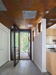 Hill-Maheux Cottage / Kariouk Associates #architecture #interiors