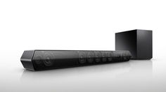Sony's take on the compact, low-cost sound bar strikes a balance between simplicity and performance at 380 watts of 7.1 surround sound for under $1,000.