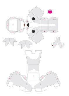 Si vous aimez les chiots, voilà de quoi vous faire craquer ! Cette série de 5 papertoys est l'oeuvre de l'indonésien Julius Perdana, tenancier du site Paper Replika. Il a notamment réalisé ces petits chiens en papier pour 'Animal FriendsLire la suitePuppies Papertoys de Julius Perdana