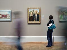 Visit   The Art Institute of Chicago