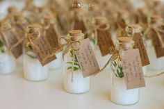 Excited to share the latest addition to my shop: 10 Sea Salt Wedding Gifts Beach Wedding Favors Bridal Shower Gifts Beach Party Glass Jar Favors Gifts for Guests Ocean Themed Favors Beach Party Favors, Beach Wedding Gifts, Honey Wedding Favors, Creative Wedding Favors, Elegant Wedding Favors, Wedding Gifts For Guests, Wedding Favors For Guests, Personalized Wedding Gifts, Party Gifts