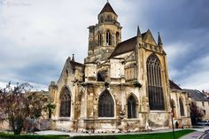 Caen – Some Of The Churches – Travel Information and Tips for France