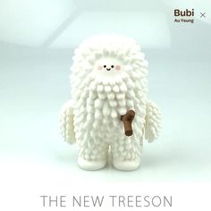 Fluffy House is proud to present the long-awaited New Treeson in celebration of their 10 years anniversary!Treeson series was created by Bubi Au Yeung since 200
