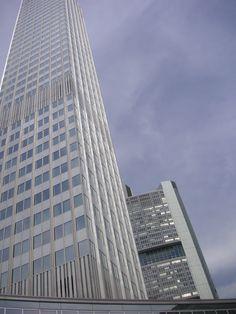Frankfurt skycrapper