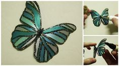 Turn a Plastic Bottle into a Beautiful Butterfly | Diply