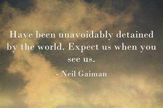 Stardust Quote - Neil Gaiman #travel