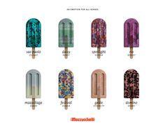 Mazzucchelli 1849 – An emotion for All senses #mazzucchelli1849 #acetate #summer #popsicles #fashion #inspiration