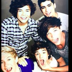 One direction=gorgeous!