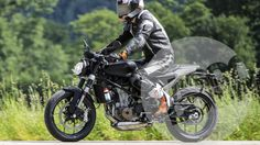 2017 Husqvarna 701 Vitpilen spotted