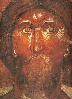 Christ Pantocrator by Theophanes the Greek