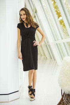 Cocktail nursing dress - Milk Nursingwear