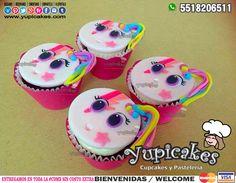 """✨Cupcakes de Distroller Neonatos y Ksimeritos✨ ¡El detalle mas """"nais"""" que todo hipermega fan debe tener!  Haz tus pedidos ¡¡YA!! en www.facebook.com/yupicakes o envía WhatsApp al ☎ 5518206511 ✨ ✨ ¡Entregamos en la CDMX sin costo extra!  #Yupicakes #CDMX #Cupcakes #Distroller #Ksimeritos #Neonatos"""