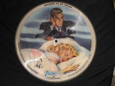 Frankie Masters Orchestra Vintage Picture Record '' Welcome to My Dream''