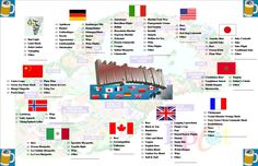 Drinking Around the World in Epcot.  This is the chart I made for partaking in this expensive journey through China, Japan, Norway, UK, Morocco, Mexico, Canada, the Outpost, American Adventure, Germany, Italy, and France.  We take it to a Staples type store and have them print it and laminate it to an 11 x 17. Then we place stickers over each drink we get.  After a few drinks you will be happy you laminated it.