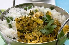 Aromatic chicken curry with rice | Woman's Weekly recipe recipe - goodtoknow