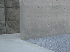 Lee Ufan Museum, Naoshima, Japan.