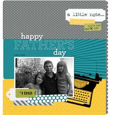 nutmeg creations: MDS Blog Hop Friday - For the men in our lives