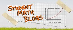 Mathlete Blogs | Math Blogging Network.  Tips to get your students blogging in math class with step-by-step instructions to creating a successful math blog post.