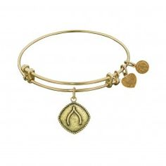 Here's a wishbone for luck! Check out the rest of our beautiful Angelica bracelets at Diamontrigue Lubbock!