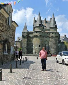 Vitre Chateau .France