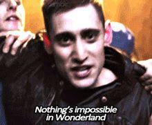 Once:Wonderland. Knave/Will