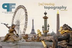 Cover - [re]tracing topography by Redazione | Editorial Staff