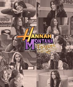 Hannah Montana Forever....I will always remember and cherish the many great memories!!! ♥♡♥ ;-)