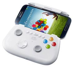 New Samsung Galaxy S IV with his Own Pad