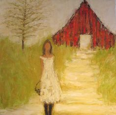 Holly Irwin Fine Art        I recently discovered the work of artist Holly Irwin  and truly love her mixed media paintings. My favorit...