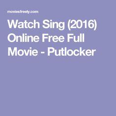 sing putlocker