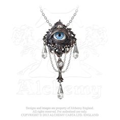 The Lore of the Forest Necklace
