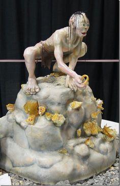 Gollum Wedding Cake