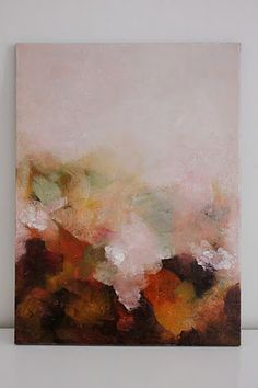 Swalla Studio painting // Simple Lovely