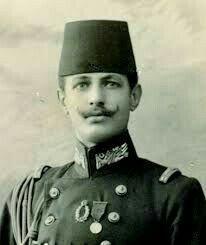 وزير الحربية السوري يوسف العظمة استشهد في معركة ميسلون 1920