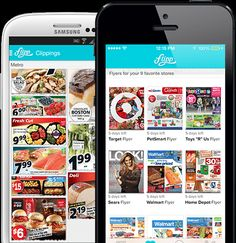Browse and Search Store Flyers from Your SmartPhone with Flipp - Thrifty Jinxy