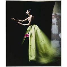 French Sampler: Fabulous Photographer, David Seidner // Ahn Duong YSL 1986