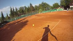Watching The Ball In Tennis