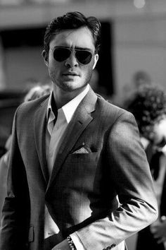 Ever since gossip girl, I've been in love with this man. Damn. Can I be his wife?