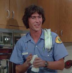 Randolph Mantooth, Adam 12, 1970s Tv Shows, Childhood Tv Shows, Old Tv, Classic Tv, Firefighter, Movie Tv, Tv Series