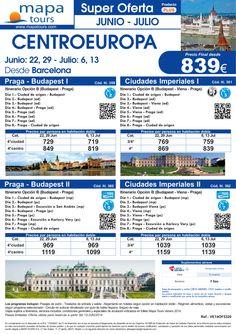 Centroeuropa salida Barcelona Junio y Julio **Precio Final desde 839** ultimo minuto - http://zocotours.com/centroeuropa-salida-barcelona-junio-y-julio-precio-final-desde-839-ultimo-minuto/