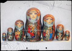 Labuzova - Matryoshka Shop