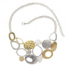 Modern Art Necklace. From Ten Thousand Villages.