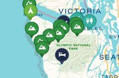 The Ultimate Guide to Olympic National Park Map