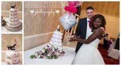 Gisborough Hall Wedding - Jen and Paul St Margaret, Hotel Wedding, Vibrant Colors, Groom, Bridesmaid, Purple, Photography, Image, Maid Of Honour