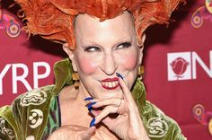 """awesome OMG, Bette Midler Dressed Up As Her """"Hocus Pocus"""" Character For Halloween Check more at http://viralleaks.us/2016/10/29/omg-bette-midler-dressed-up-as-her-hocus-pocus-character-for-halloween/"""