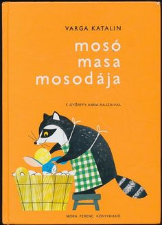 The launderette of Masa,the Raccoon Film Strip, Children's Literature, Childhood Memories, Preschool, Album, Education, History, Reading, Books