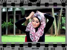 ▶ 50 HIJAB LOOKS & SHAWL DRESS - YouTube